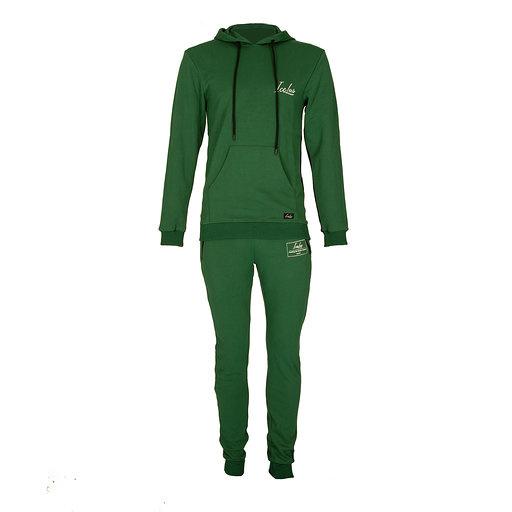 Icelus Fleece Hoodie Green