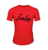 Icelus Clothing Icelus Blue on Red