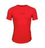 Icelus Clothing Maison Series Black Red