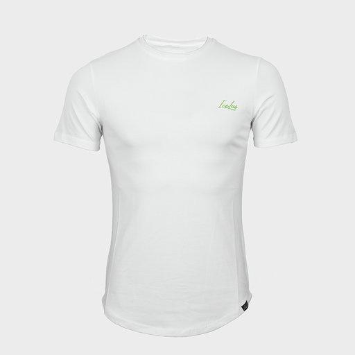 Icelus Clothing Icelus Chest Green on White