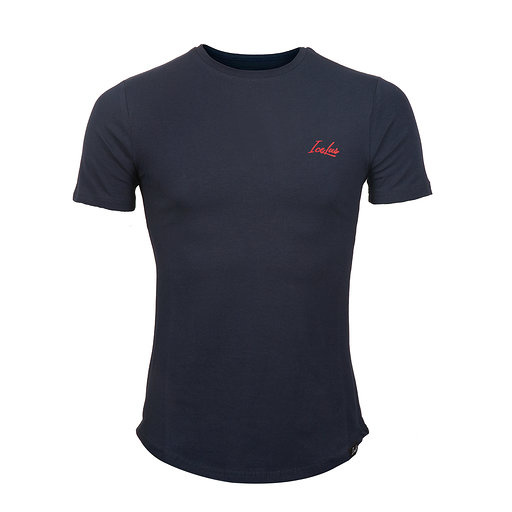 Icelus Clothing Icelus Chest Red on Blue