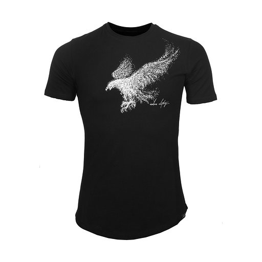 Icelus Clothing Eagle Tee Black