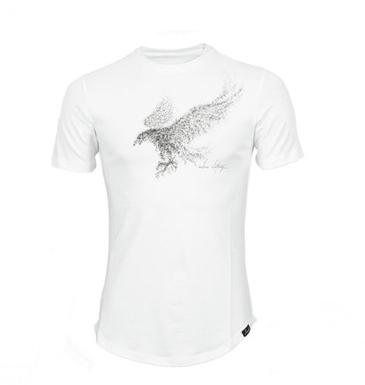 Icelus Clothing Eagle Tee White