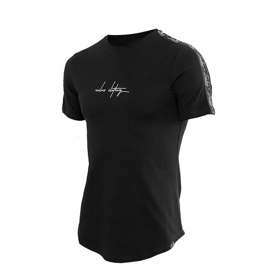 Icelus Clothing Icelus Tape Tee Black