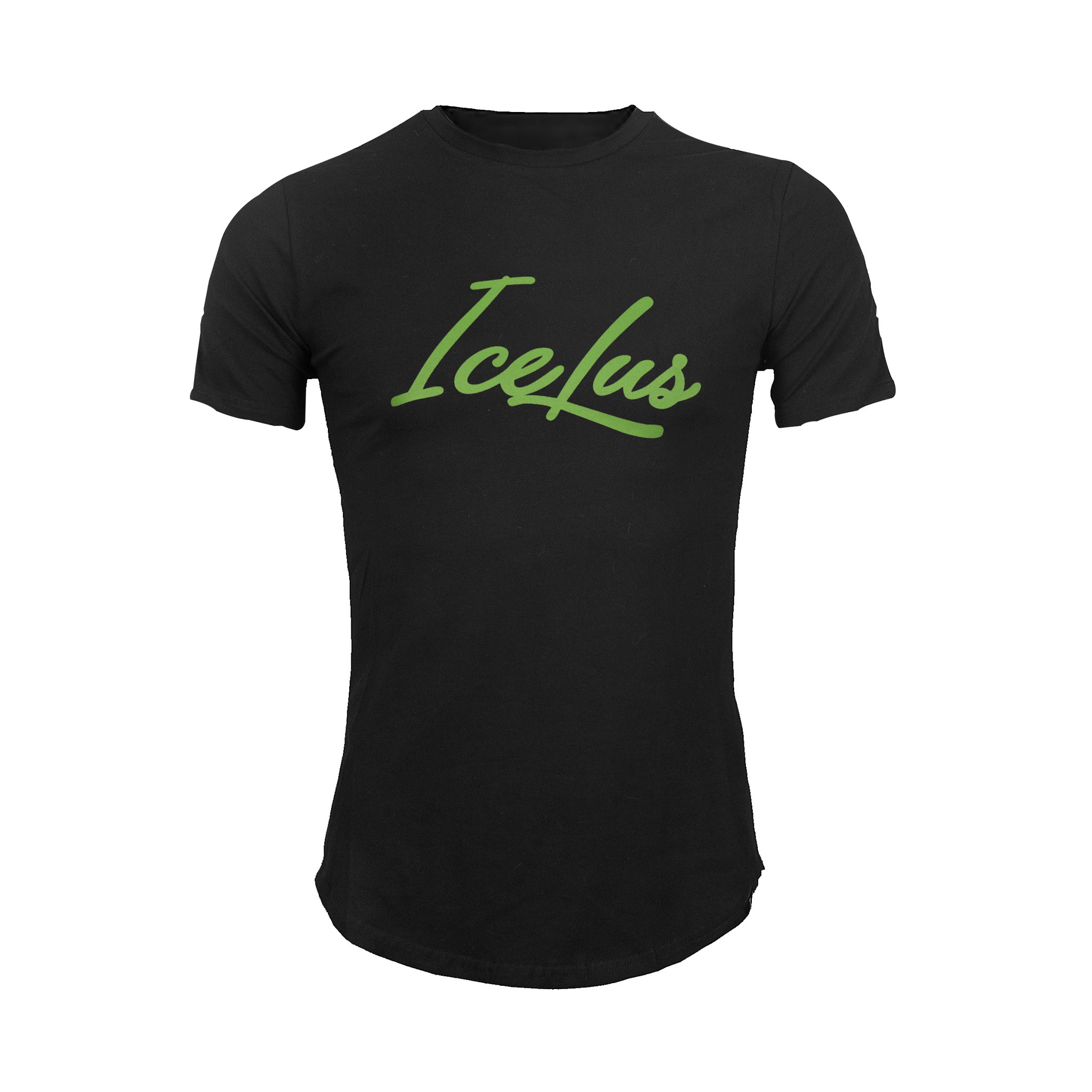 Icelus Clothing Icelus Green on Black