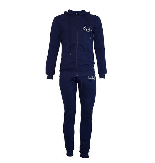 Icelus Clothing Icelus Tracksuit Blue