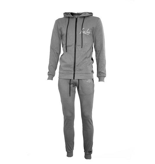 Icelus Clothing Icelus Tracksuit Grey