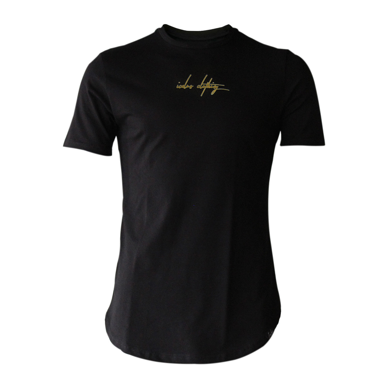 Icelus Clothing Maison Series Gold on Black