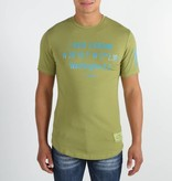 Icelus Clothing 'I have a dream' Tee Green