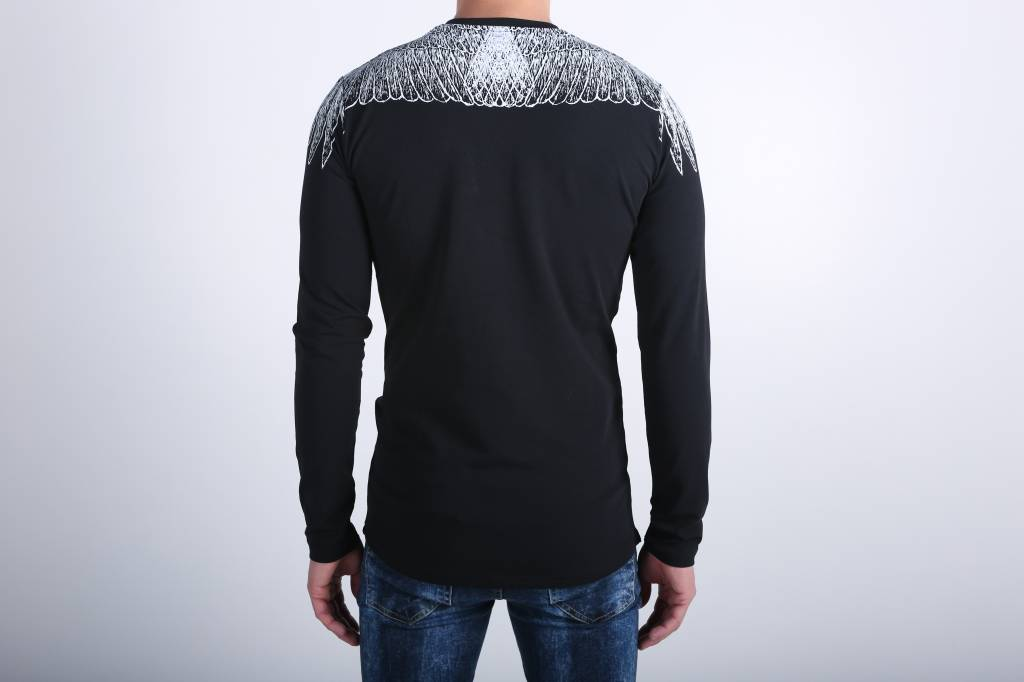 Icelus Clothing Wing Longsleeve White