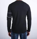 Icelus Clothing Football Jersey Black