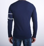 Icelus Clothing Football Jersey Blue