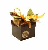 Cubebox - Chocolade bruin