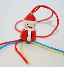 Papá Noel pendiente