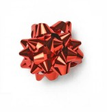 Minibow Rot 38 mm - 100 Stück