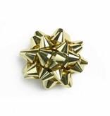 Minibow goud 38 mm - 100 stuks