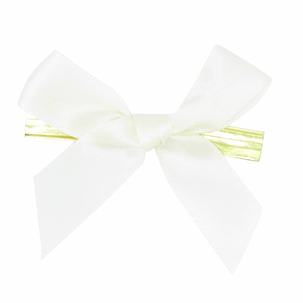 Ready to go ribbon with clip - Champagne