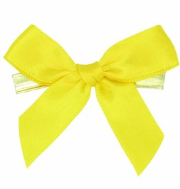 Ready to go ribbon with clip - yellow