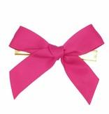 Ready to go ribbon with clip - fuchsia