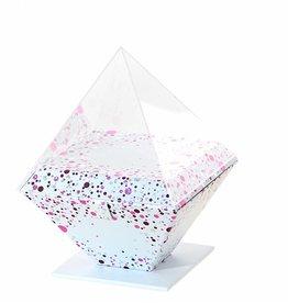 Diamant doosje - 140*140*55mm - 3 stuks