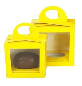 Osterei Schachteln Gelb - 25 Stück