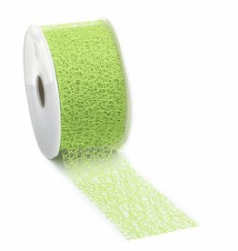 Crispy ribbon - Spring Green