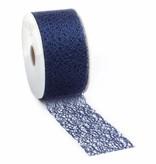 Crispy ribbon - Royal Blue
