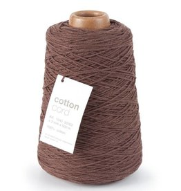 Cotton Cord - Brown
