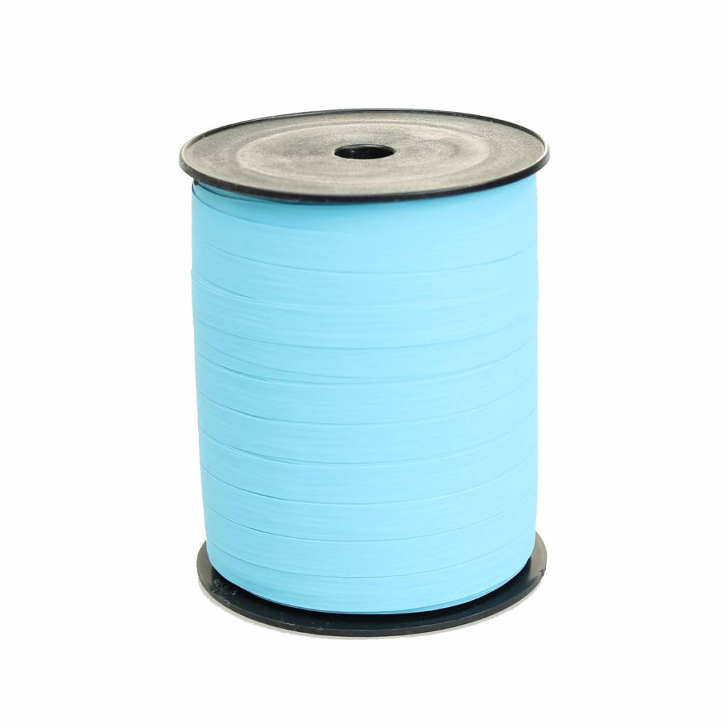 Ruban cadeau à friser - Aqua Paper Look