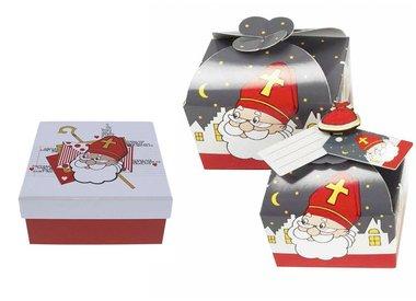 Boxes Saint Nicholas