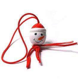 Pendant Snowman head