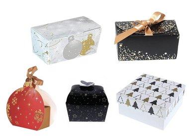 Boxes Christmas