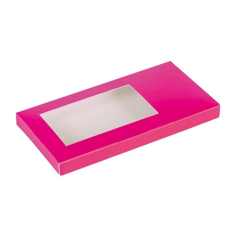 Tablet doosje  fuchsia 160*80*15mm - 50 stuks