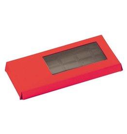 Tablette Schachtel Rot