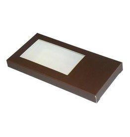 Tablet doosje  chocolade