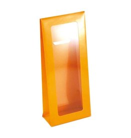 """Vulzakje """"In the Pocket"""" oranje"""