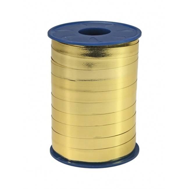 Krullint - goud Metallic