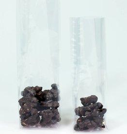 Blokbodemzakjes 40 µm - Acryl - 80*50 * 250 mm