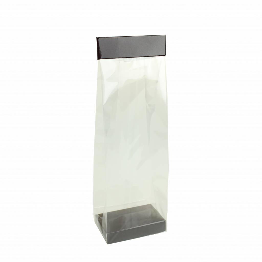 Elysée clip on top and/or a base in the bag- brun foncé - 150 pièces