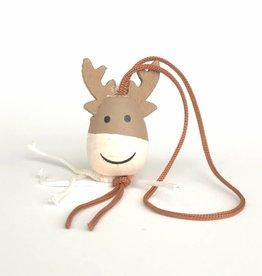 Lucky charm reindeer