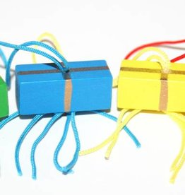 Lucky charm coloured gift