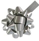 """Mini - bow """"America"""" - plata mate  - 50mm - 250 unidades"""