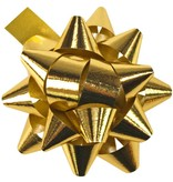 "Mini - bow ""Mexico"" - shiny gold - 50mm  - 250 pieces"