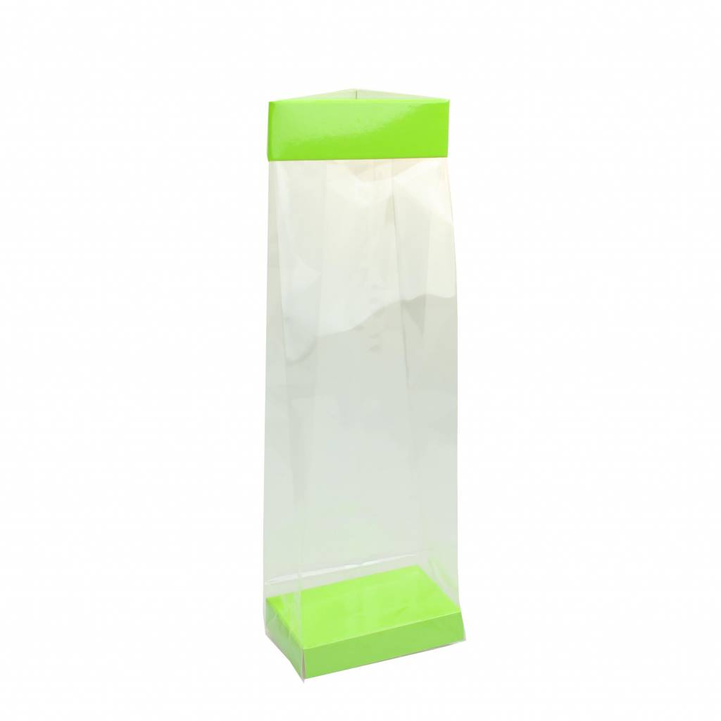 Elysée  clip on top and/or a base in the bag - lime - 150 pieces