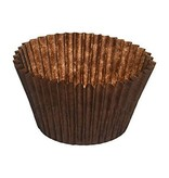 Candy cups Nr 3 brown - 21 * 16 - 53  mm - 1000 pieces