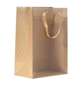 Carrying Bag Maxivision  Angeline  -  gold kraft