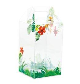 Osterei Schachteln transparent Tropicale