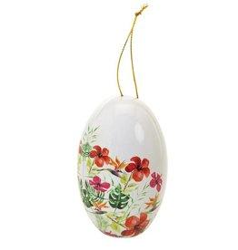 Tropical Metallic Egg