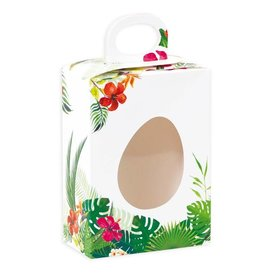 Easter egg box Tropicale