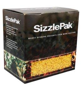 Sizzlepak filling material paper - yellow